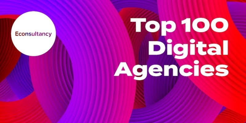 Valtech UK ranked in Top 25 digital agencies