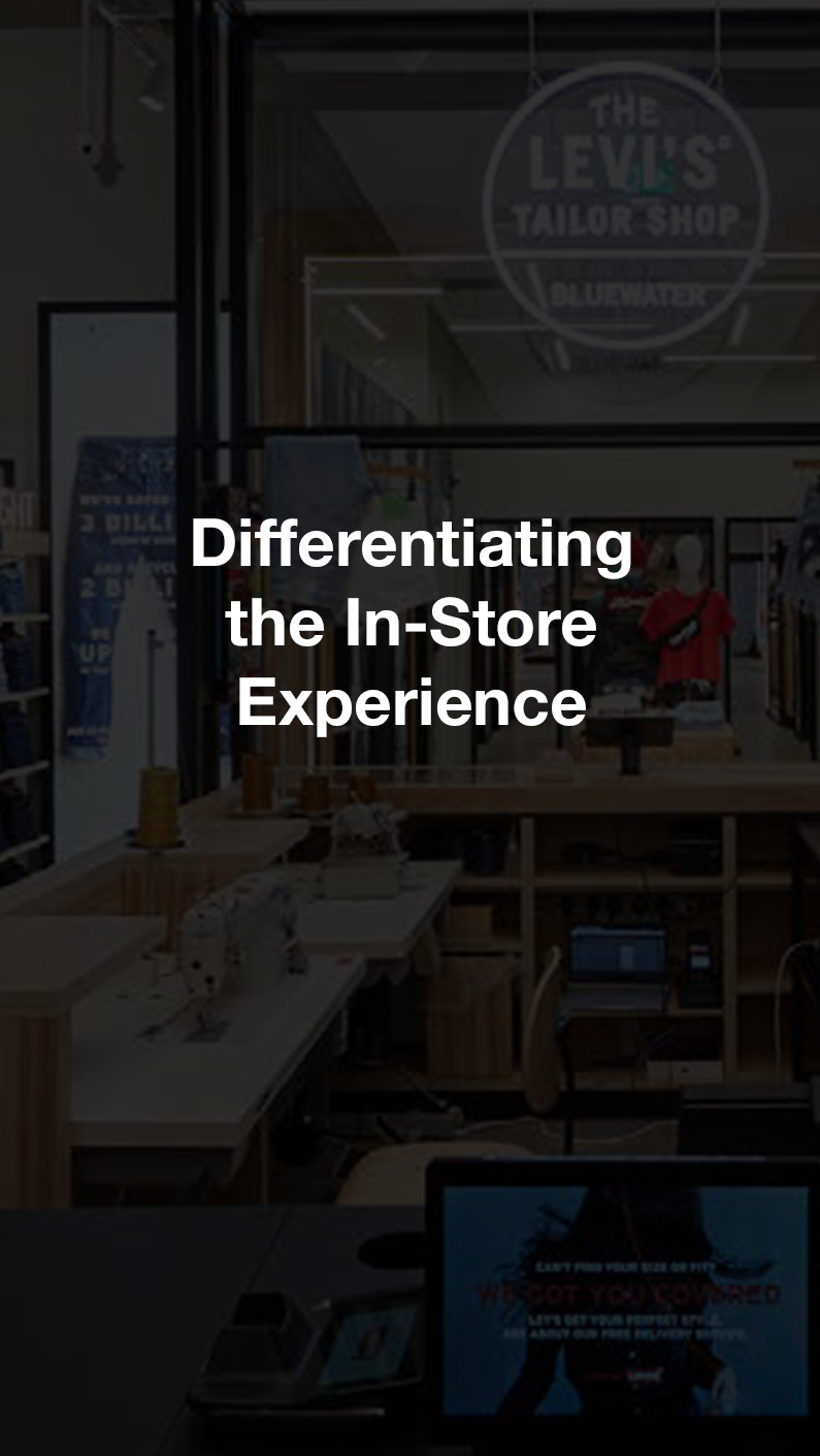 Differentiating the In-store Experience