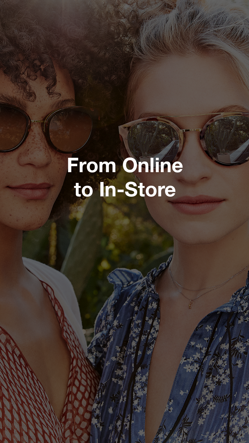 From Online to In-Store