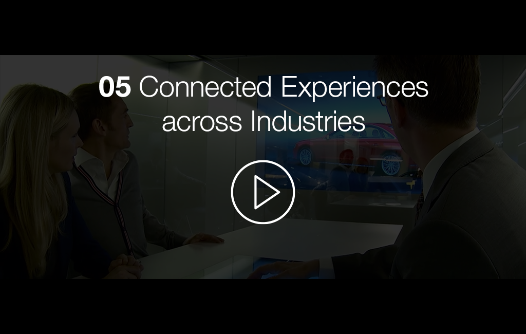 Part 5: Connected Experiences across Industries