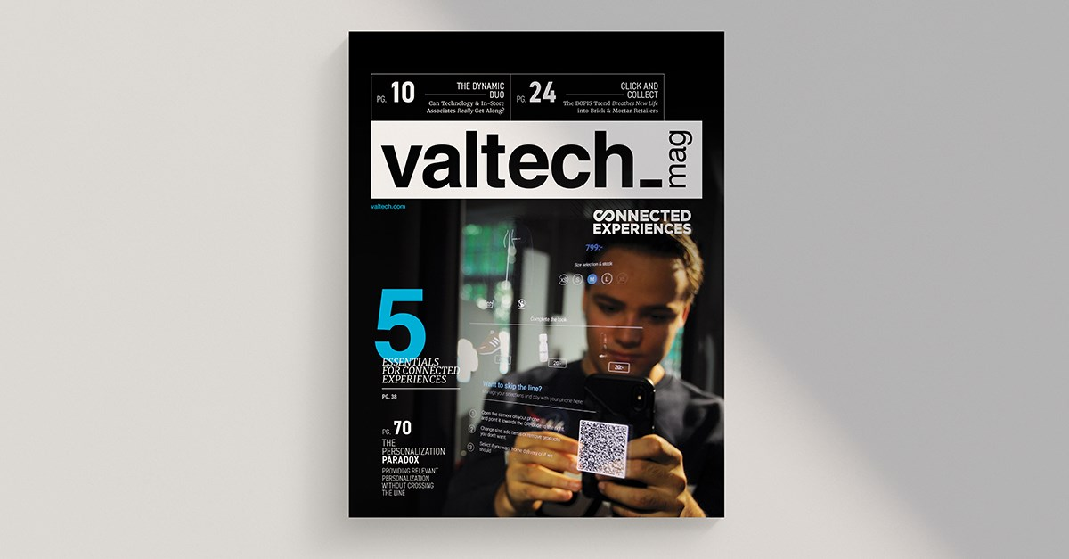 Valtech Mag: Connected Experiences