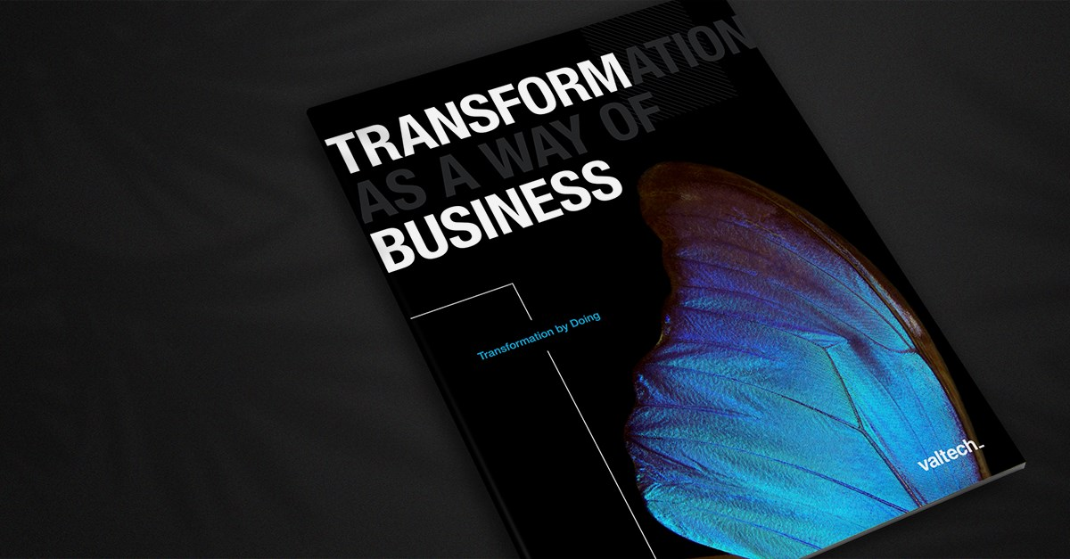 Transformation as a Way of Business