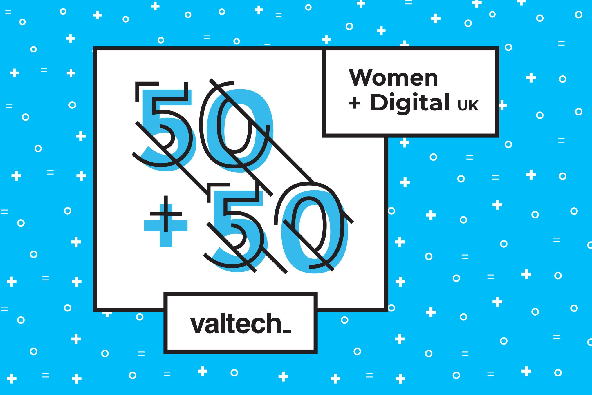 Launching 50+50 Women in Digital, UK