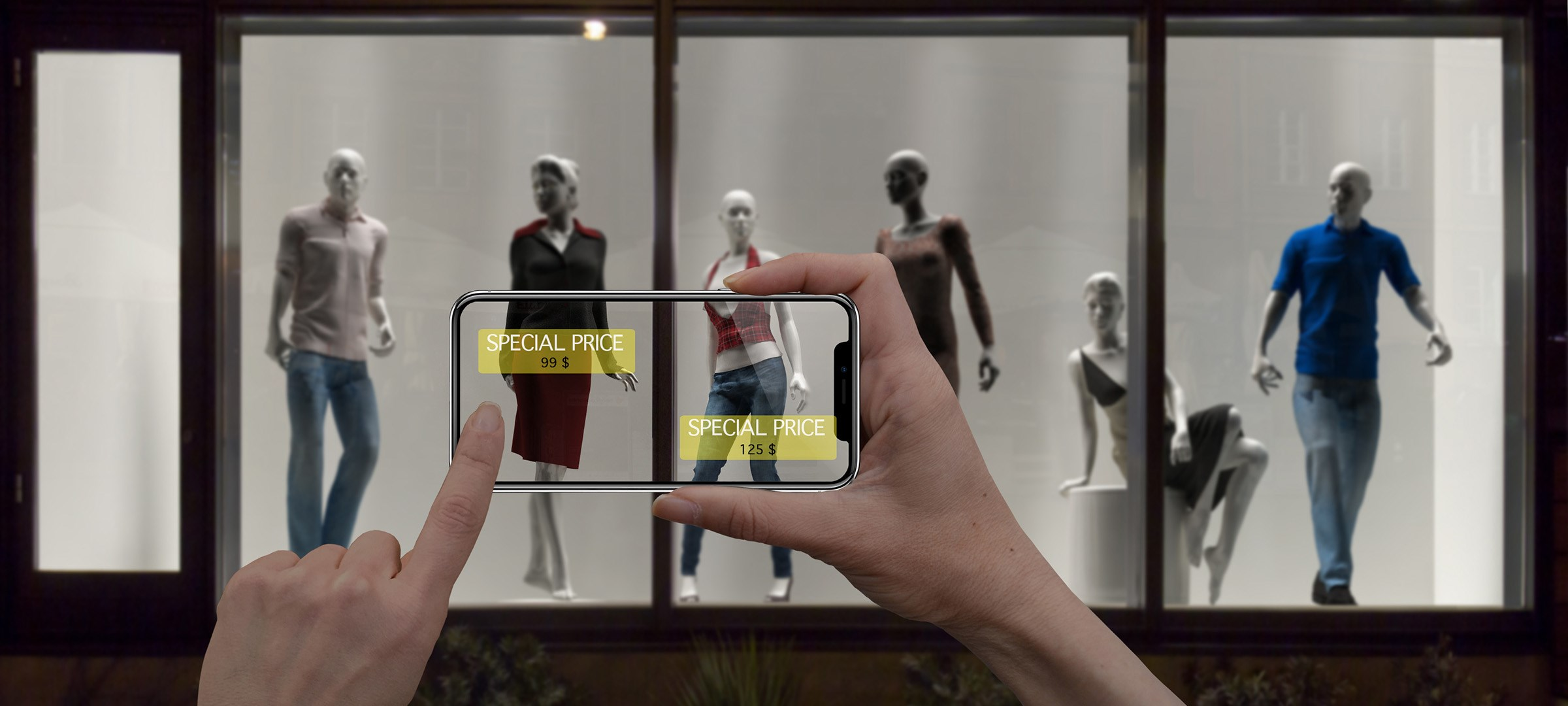 Building an Augmented Reality Demo for Retail