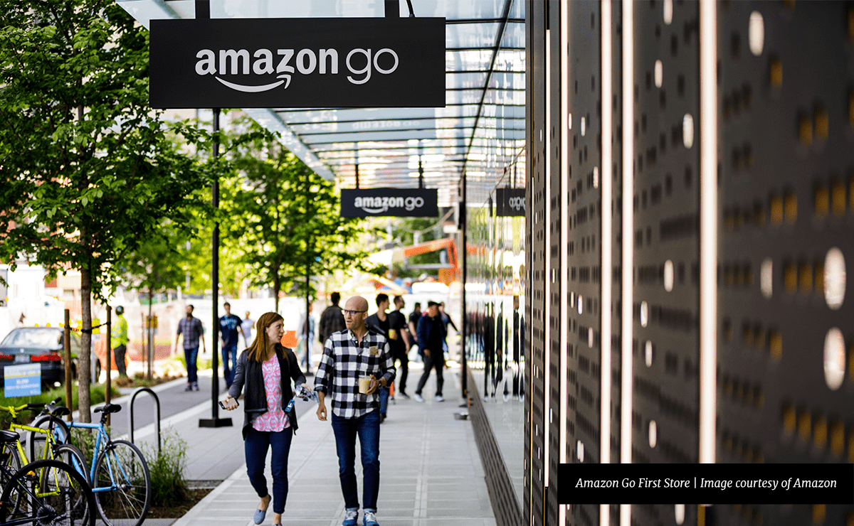 Amazon Go image