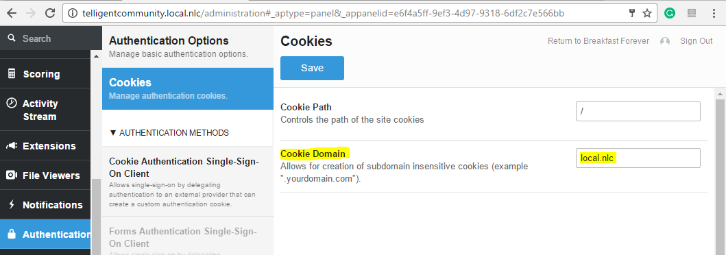 cookie domain