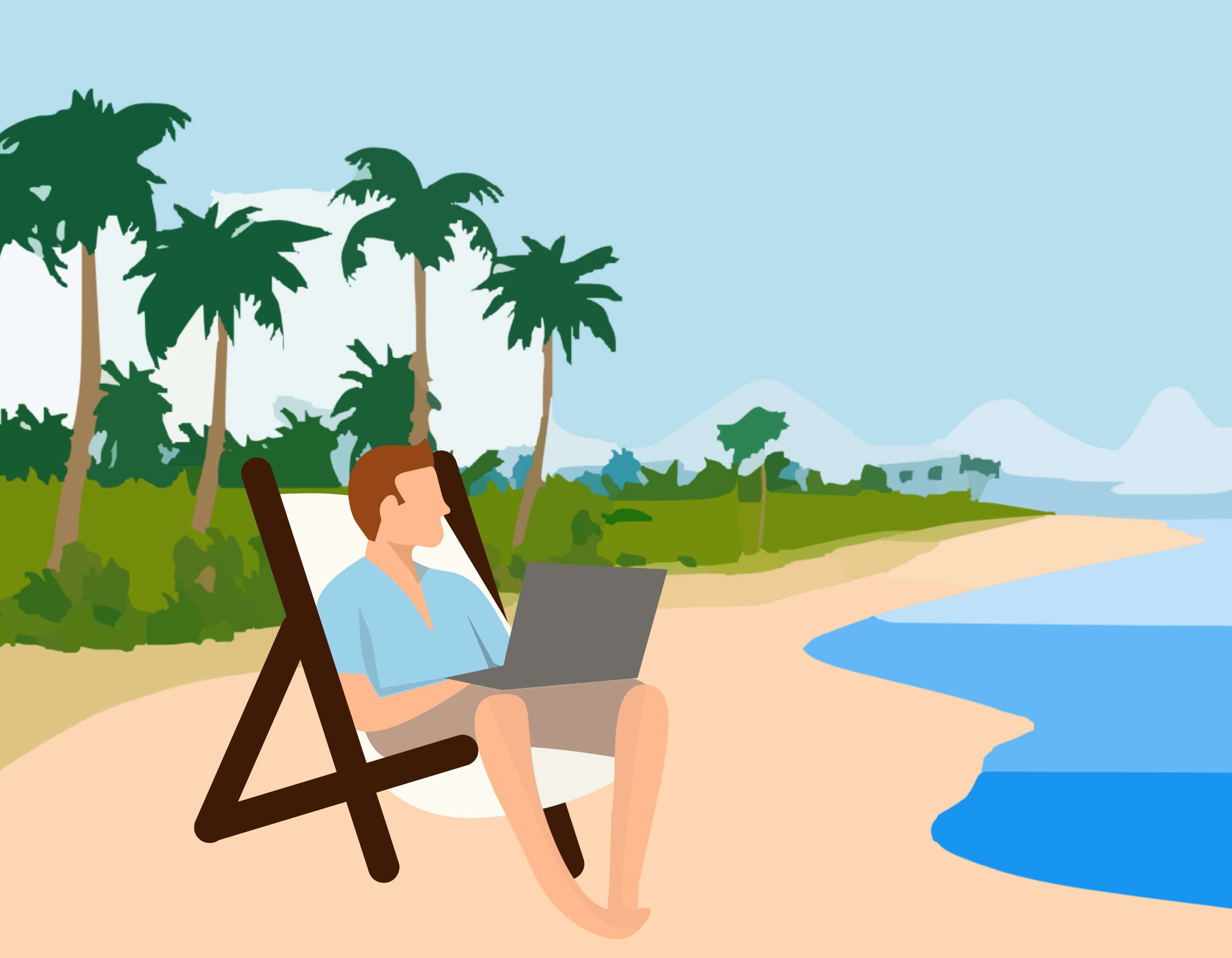 Wanderlust: work from anywhere with Microsoft