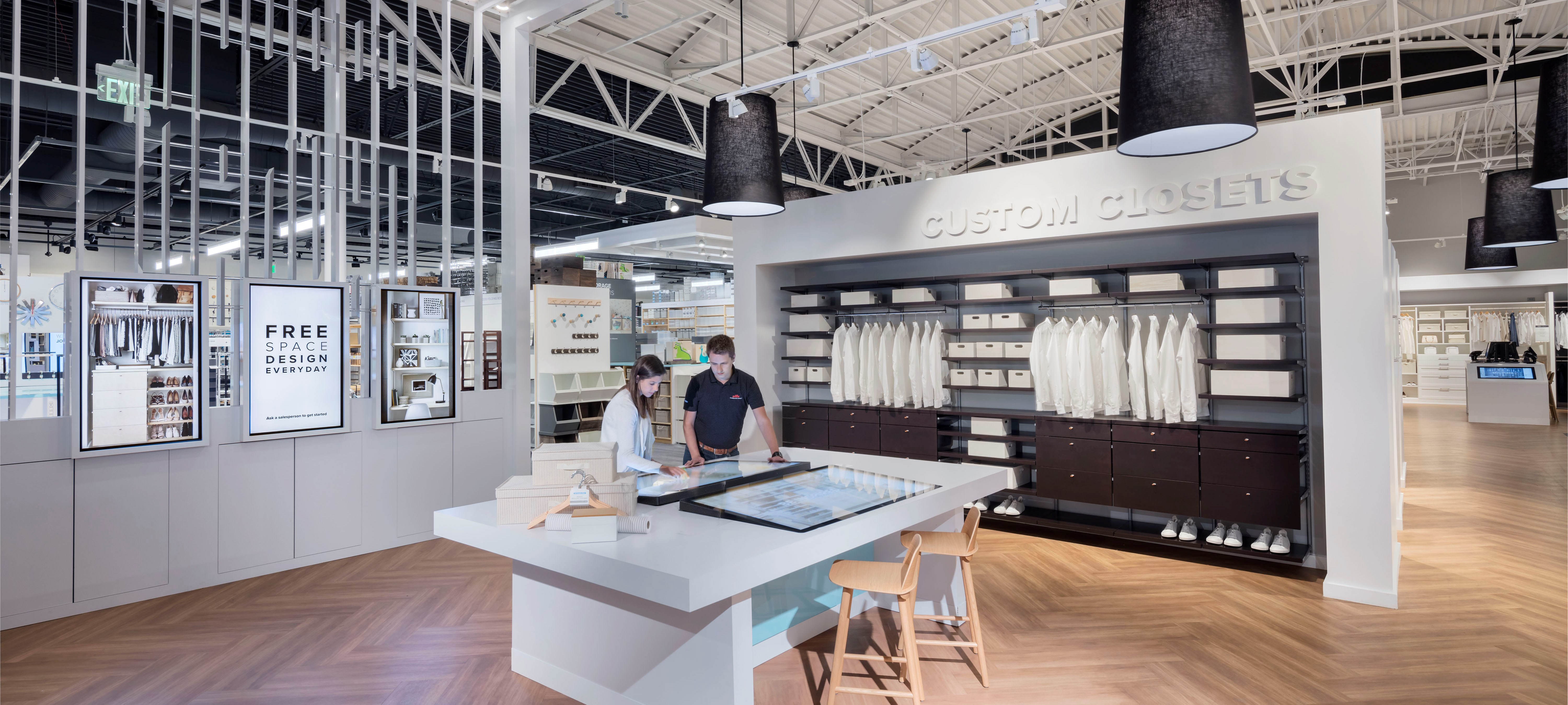 Winning with MACH: Container Store