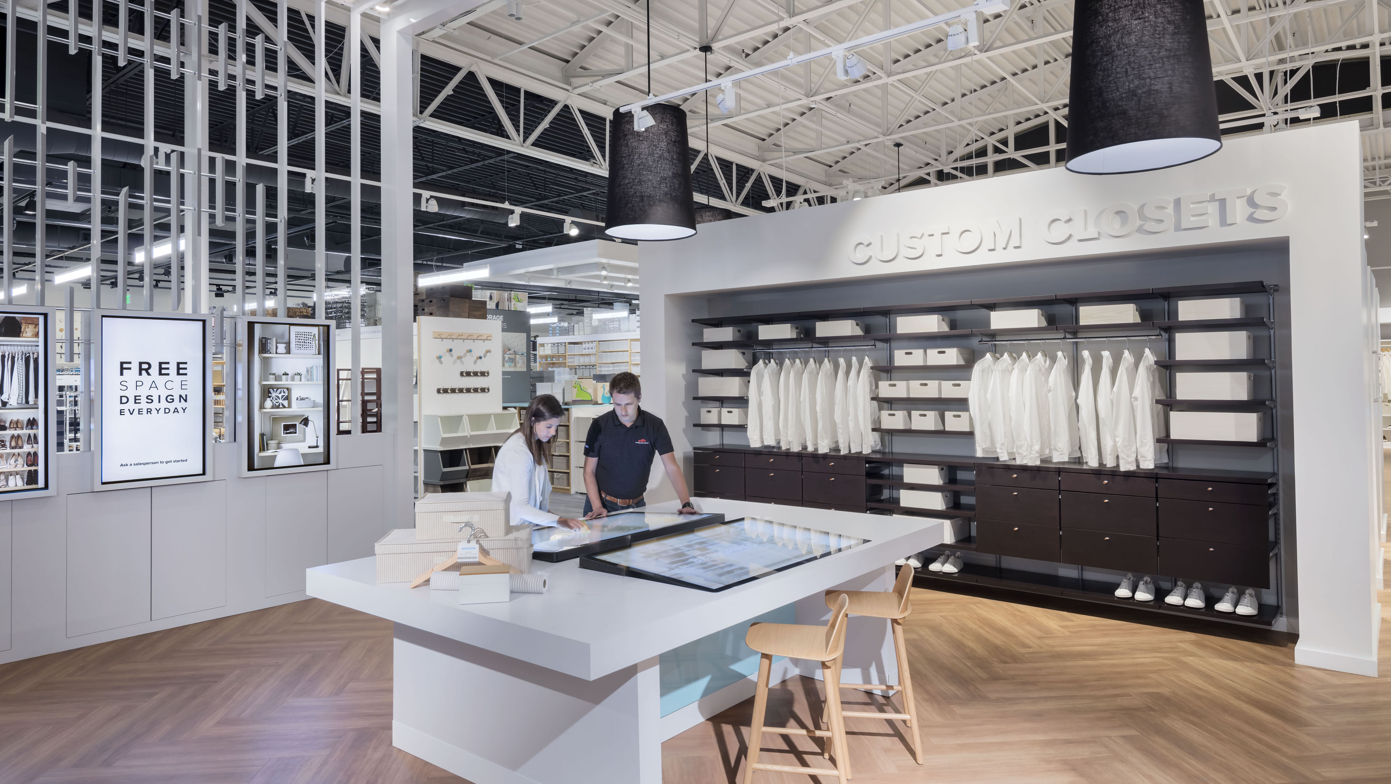 Getting Organised with  Next Generation Retail Concepts