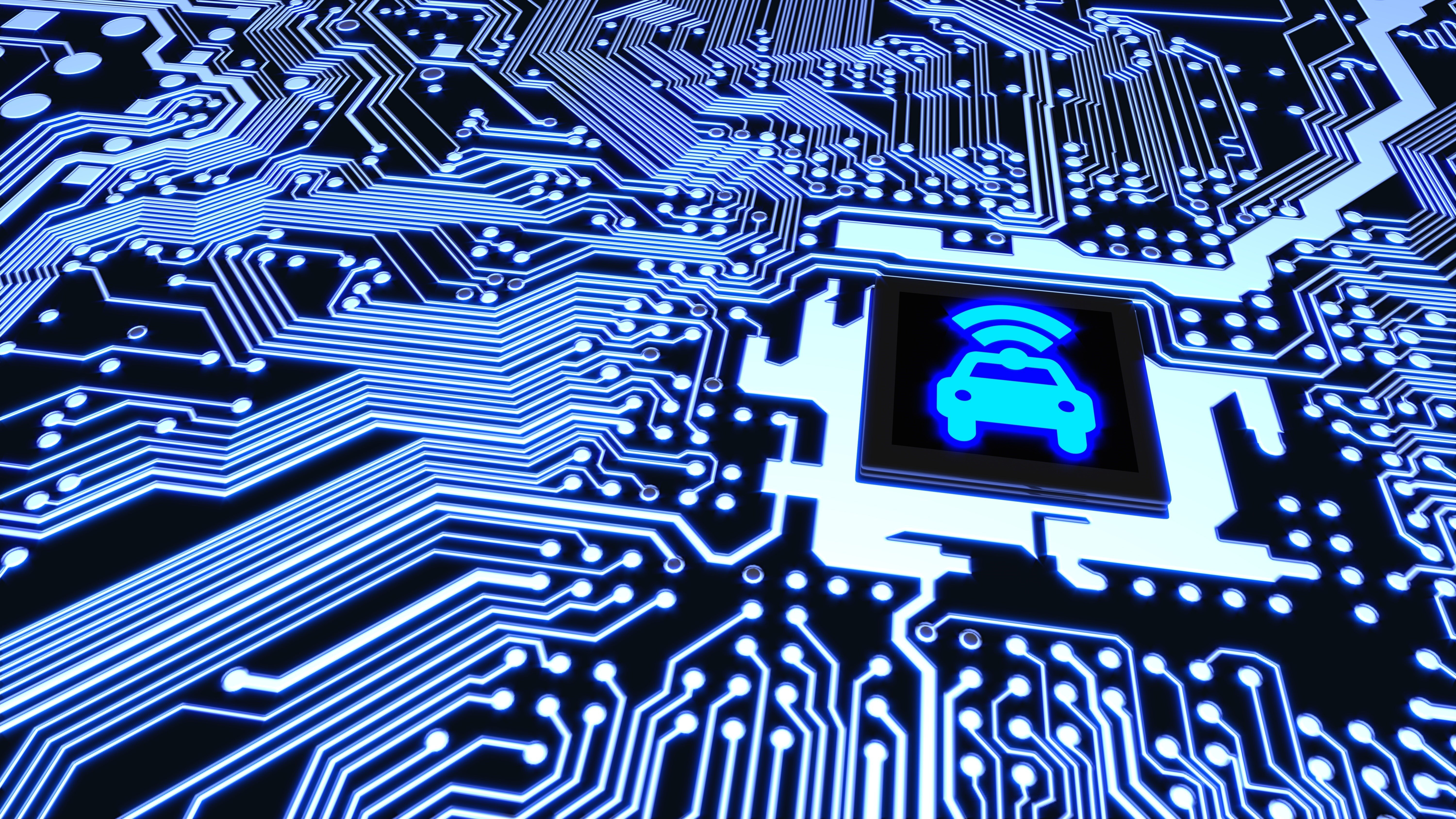 Tech firms or carmakers – who's in the driving seat of the car of the future?