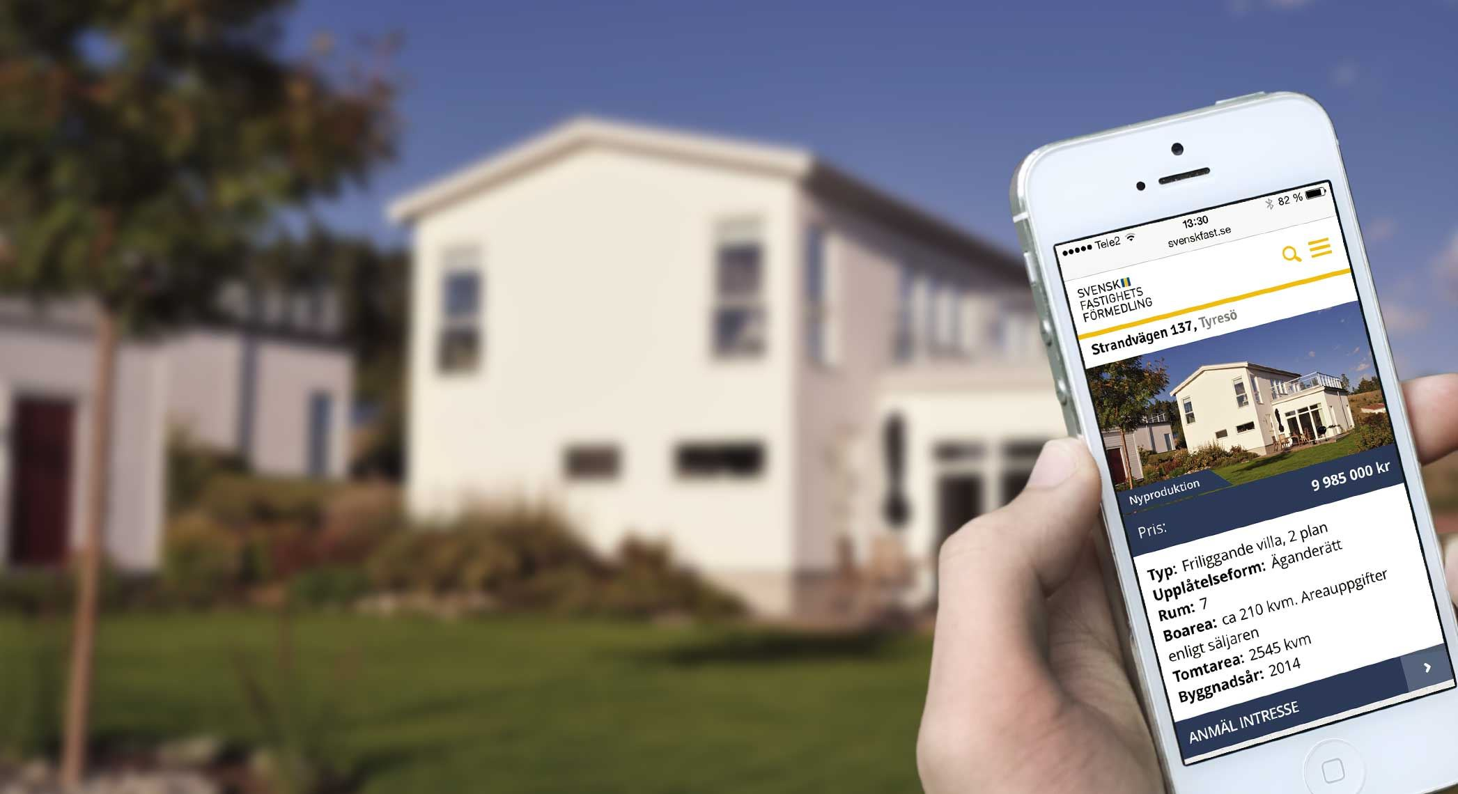 The Swedish Real Estate Agency Offers Dexterous Digital Service